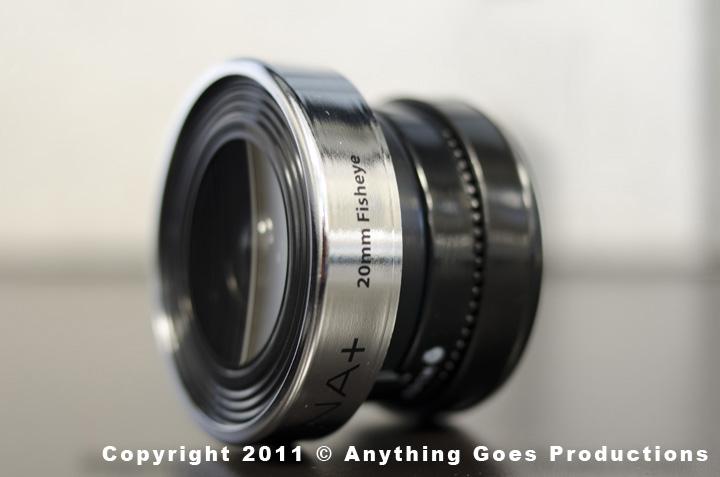 The Diana Fisheye Lens