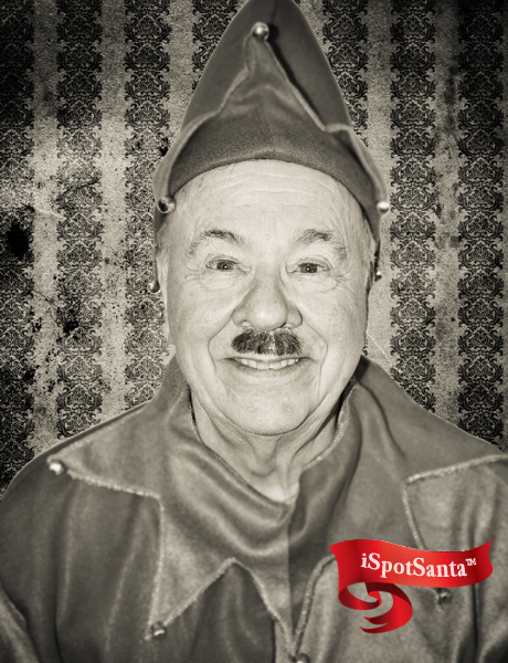 The Great Tim Conway as Dorf for iSpotSanta.com