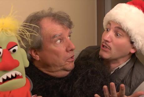 Kent, Bernie and Chip save Christmas